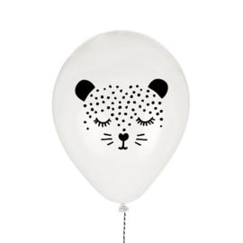 VanPauline | Ballonnen Leopard (8 stuks)