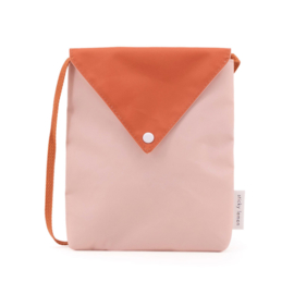 Sticky Lemon | Envelope Bag Schoudertasje (peony pink)