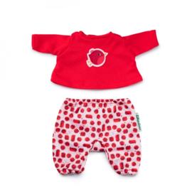Lilliputiens | Pyjama Roodborstje (voor pop 36 cm)
