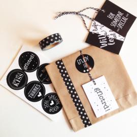 Zoedt Inpakset voor cadeautjes