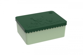 Blafre lunchtrommel IJsbeer (groen)