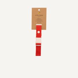 Sticky Lemon   Universele Borstriem / Chest Strap (apple red)