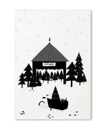 Zoedt | Cadeaukaartje Kerstbomen