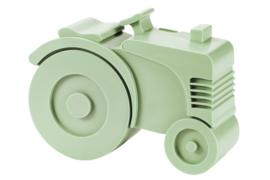 Blafre Lunchtrommel Tractor (lichtgroen)