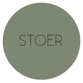 Label-R Kids | Muurcirkel Stoer (olijfgroen)