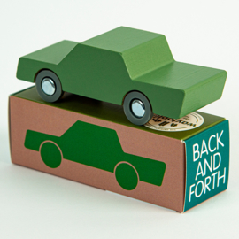 waytoplay - Back and Forth car - green