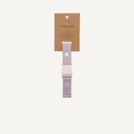 Sticky Lemon   Universele Borstriem / Chest Trap Mauve Lilac