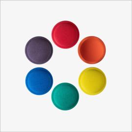 Stapelstein | Stapelstenen Regenboog Klein (6 stuks)