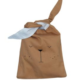Fabelab Lunchbag Bear Ochre