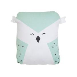Fabelab kussen/knuffel Wise Owl