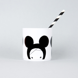 Victoria Lilly | Melamine beker All I See Is Ears