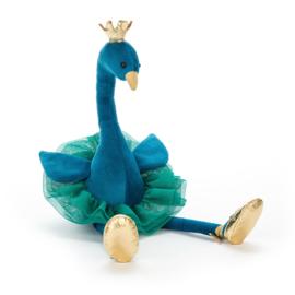 Jellycat | Knuffel Pauw / Fancy Peacock (34 cm)