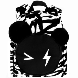 VanPauline | Bear Rugzak Graffiti GROOT