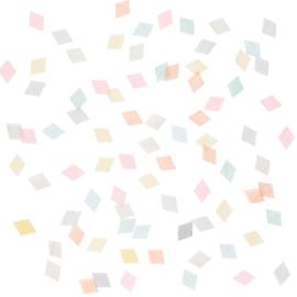 My Little Day confetti pastelkleurige diamanten