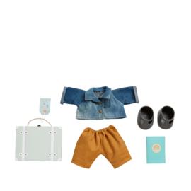 Olli Ella | Dinkum Doll Travel Togs - Sage