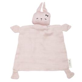 Fabelab knuffeldoekje Cute Bunny