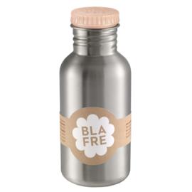 Blafre Drinkfles RVS 500 ml (peach)