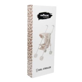 VanPauline | Speelgoed Buggy Pink Leopard