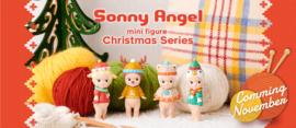 Sonny Angel Kerstserie 2019 (blind in verpakking)