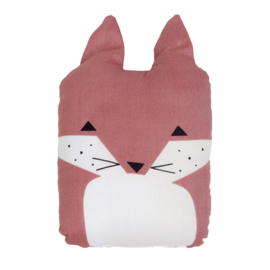 Fabelab kussen/knuffel Friendly Fox