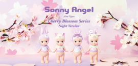 Sonny Angel | Limited Edition Cherry Blossom Series - Night Version