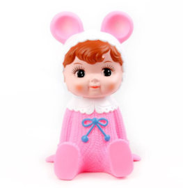Lapin & Me Woodland Doll spaarpot (roze)
