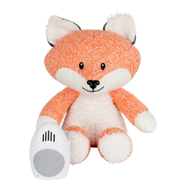 Flow | Hartslag Knuffel Robin The Fox (oranje)