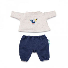 Lilliputiens | Pyjama Pablo (voor pop 36 cm)