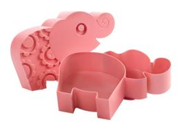 Blafre Lunchbox Olifant (roze)