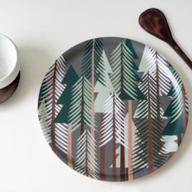 Nämä dienblad Forest Ø 35 cm