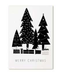 Zoedt | Cadeaukaartje Merry Christmas