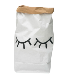 Tellkiddo Paper Bag Closed Eye