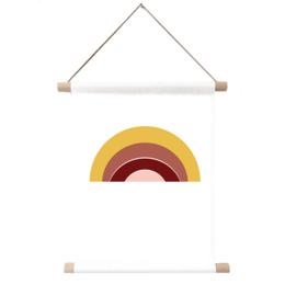 Label-R | Textielposter Regenboog