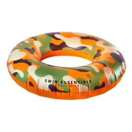 Opblaasbare Zwemband Camouflage (90 cm)