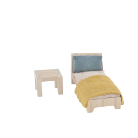 Olli Ella | Poppenhuis Single Bed Set