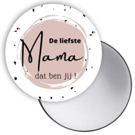 Esva Design | Spiegeltje De Liefste Mama Dat Ben Jij