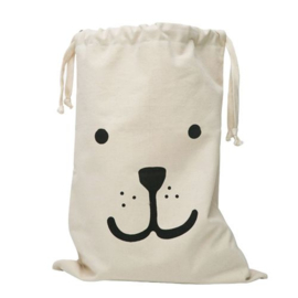 Tellkiddo Fabric Bag Bear