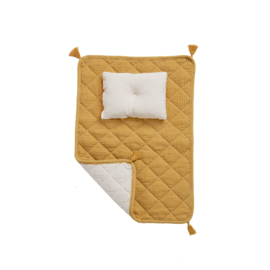 Olli Ella | Strolley Bedding Set (mustard)