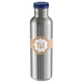 Blafre Drinkfles RVS 750 ml (donkerblauwe dop)