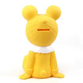 Lapin & Me Woodland Doll spaarpot (geel)