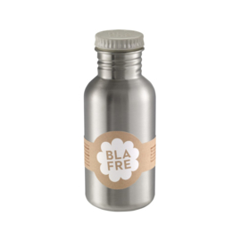 Blafre Drinkfles RVS 500 ml (grijze dop)