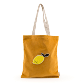 Sticky Lemon | Shopper / Tote bag Mustard
