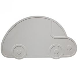 KG Design Placemat Auto (grijs)