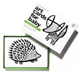Wee Gallery | Baby kijkkaarten bos / woodlands