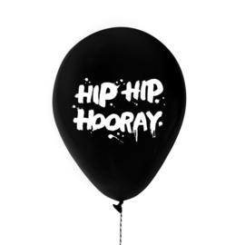 VanPauline | Ballonnen Hip Hip Hooray (8 stuks)
