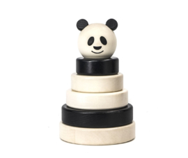 Bajo | Houten Stapeltoren Panda