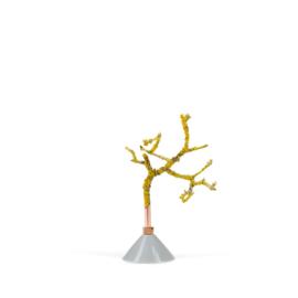 Scandinaviaform | Bloemenvaasje Consilium (grijs) - 8,5 cm