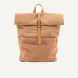 Monk & Anna | Herb Backpack Teddy Cashew