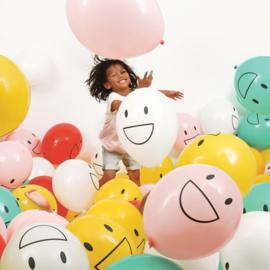 My Little Day Ballonnen Happy Faces (per stuk)