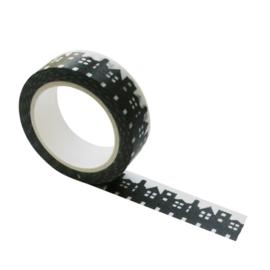 Zoedt Masking tape Huisjes